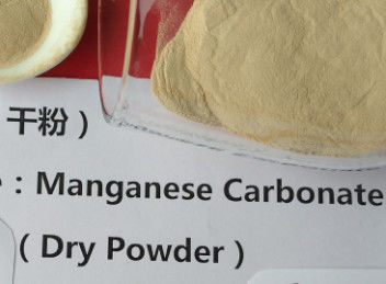 Manganese Carbonate Salt Dry Powder For Chemical Industry Products Raw Material